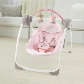 Comfort 2 Go Portable Swing™ - Audrey Rose