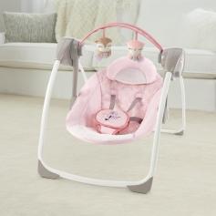 Comfort 2 Go Portable Swing™ - Audrey Pink