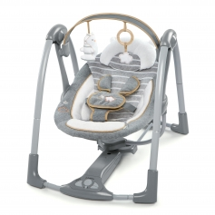 Swing 'n Go Portable Swing™ - Bella Teddy™