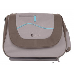 B-Leisure Nursery Bag Taupe