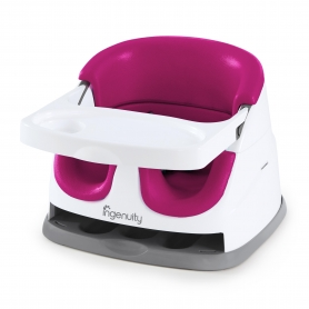 Baby Base 2-in-1 Pink Flambe