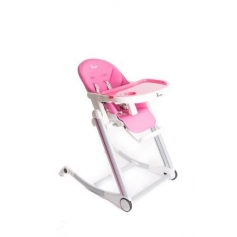 B-High Chair Rose