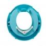 B-Toilet Seat Reducer Blue