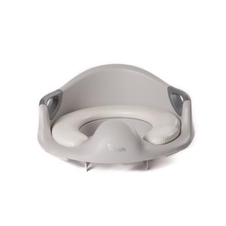 B Toilet Seat Reducer Grey