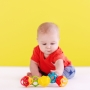 Clickity Twister Easy Grasp Rattle 3m+