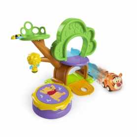 Winnie The Pooh Treehouse Playset 12m+