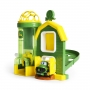 Oball Go Grippers John Deere Rev Up Barnhouse Playset and Vehicle 12m+
