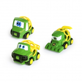 Oball Go Grippers John Deere Tough Ol' Trio Vehicle Set 3-Pack 12m+