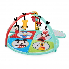 Mickey Mouse Easy Store Playmat 0m+