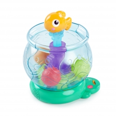 Funny Fishbowl Activity Toy 12m+