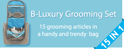 B-Luxury Grooming Set