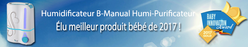 B-manual Humi Purifier